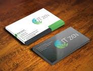 Graphic Design Konkurrenceindlæg #90 for Design some Business Cards for IT Zen