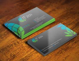 #124 untuk Design some Business Cards for IT Zen oleh gohardecent