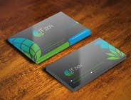 Graphic Design Konkurrenceindlæg #133 for Design some Business Cards for IT Zen