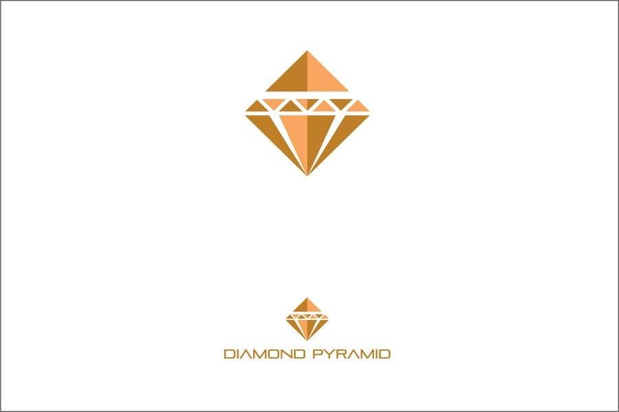 Konkurrenceindlæg #126 for Design a Logo for diamond pyramid