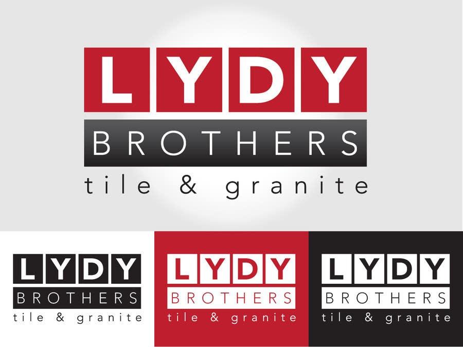 Inscrição nº 57 do Concurso para Lydy Brothers Tile and Granite