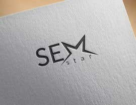#75 for Design a Logo for SEMstar by Alluvion