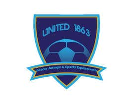 #2 untuk Logo - Sale of sports equipment (mainly soccer) oleh Abdulis2cool