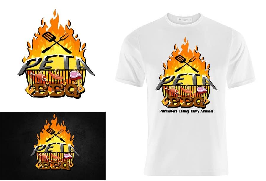 Proposition n°                                        32                                      du concours                                         Design a Logo for BBQ Team