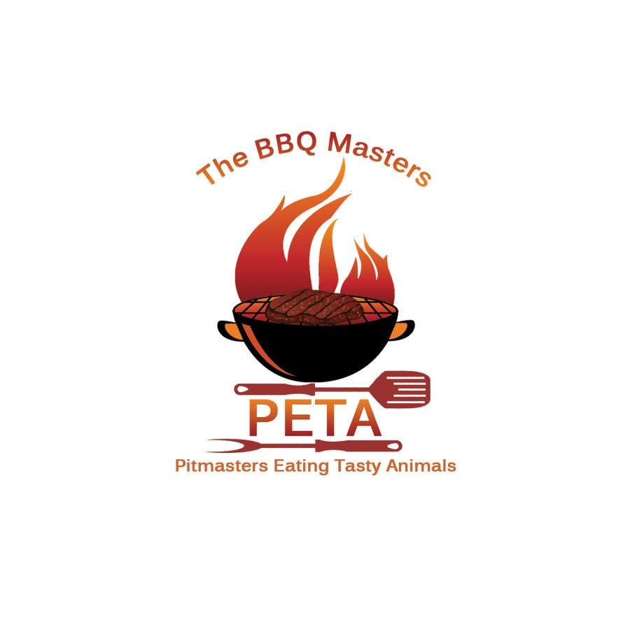 Konkurrenceindlæg #                                        50                                      for                                         Design a Logo for BBQ Team