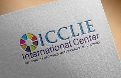 #34 cho Design a Logo for ICCLIE (International Centre for Creative Leadership and Inspirational Education) bởi mdrashed2609