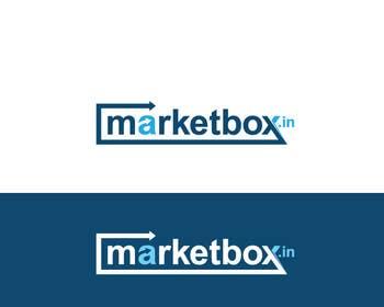 Nro 106 kilpailuun Design a Logo for Website MarketBox käyttäjältä silverhand00099