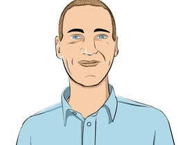 #11 untuk Avatar of a plain looking IT guy oleh EtienneV