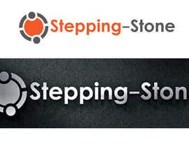 #26 untuk Create a logo for Stepping-Stone, a business process outsourcing company oleh wilfridosuero
