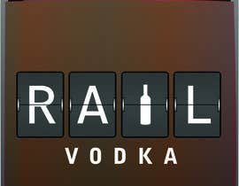 "#24 untuk Design a Logo for ""49th Junction"" Premium Rail Vodka oleh rustifiedrdx"