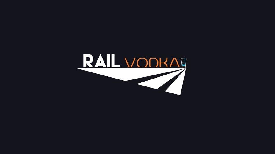"""Bài tham dự cuộc thi #15 cho Design a Logo for """"49th Junction"""" Premium Rail Vodka"""