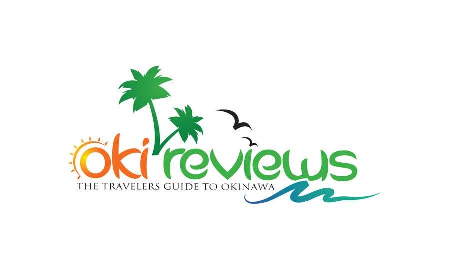 Konkurrenceindlæg #77 for Design a Logo for a Travel Review Site