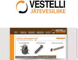 #94 for Design logo for Vestelli (Wastewater treatment plant manufacturer) by debbi789