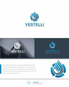 #73 untuk Design logo for Vestelli (Wastewater treatment plant manufacturer) oleh mohammedkh5