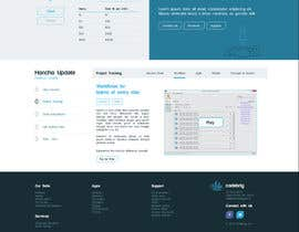 #35 for Design a Website Mockup for Software Suite Company af neuworx
