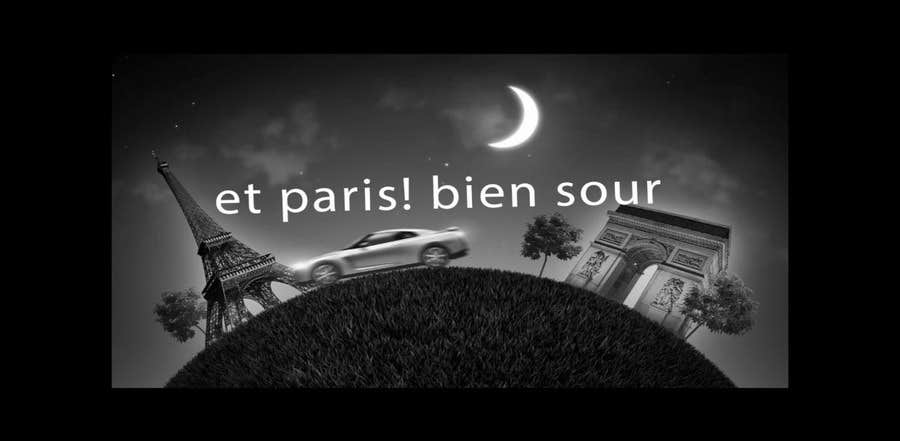 Contest Entry #                                        3                                      for                                         Create an Animation in black and white