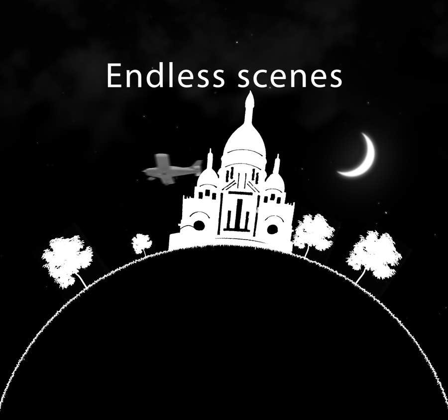 Contest Entry #                                        18                                      for                                         Create an Animation in black and white