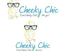 #9 for Cheeky Chic contest by screenprintart