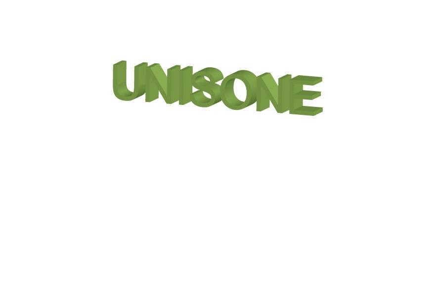 Kilpailutyö #27 kilpailussa Re-design a Logo for Unisone