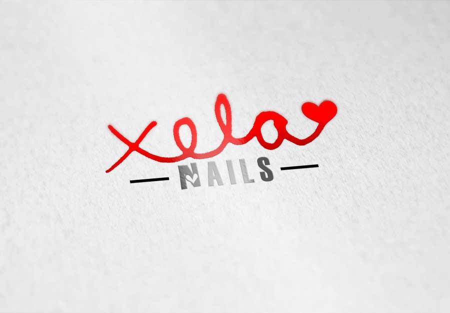 Contest Entry #                                        14                                      for                                         Design a Logo for xela nails