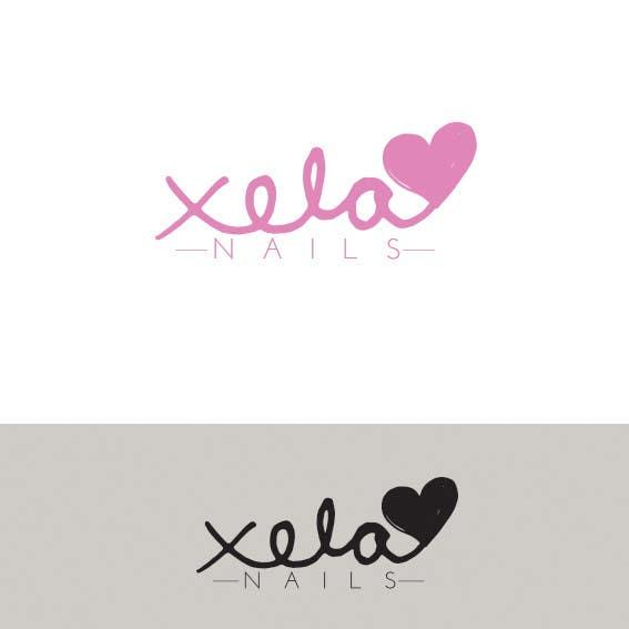 Konkurrenceindlæg #                                        1                                      for                                         Design a Logo for xela nails