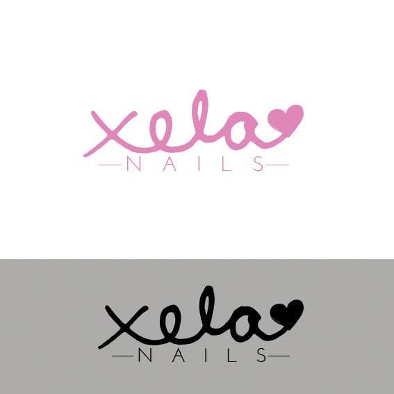 Konkurrenceindlæg #                                        9                                      for                                         Design a Logo for xela nails