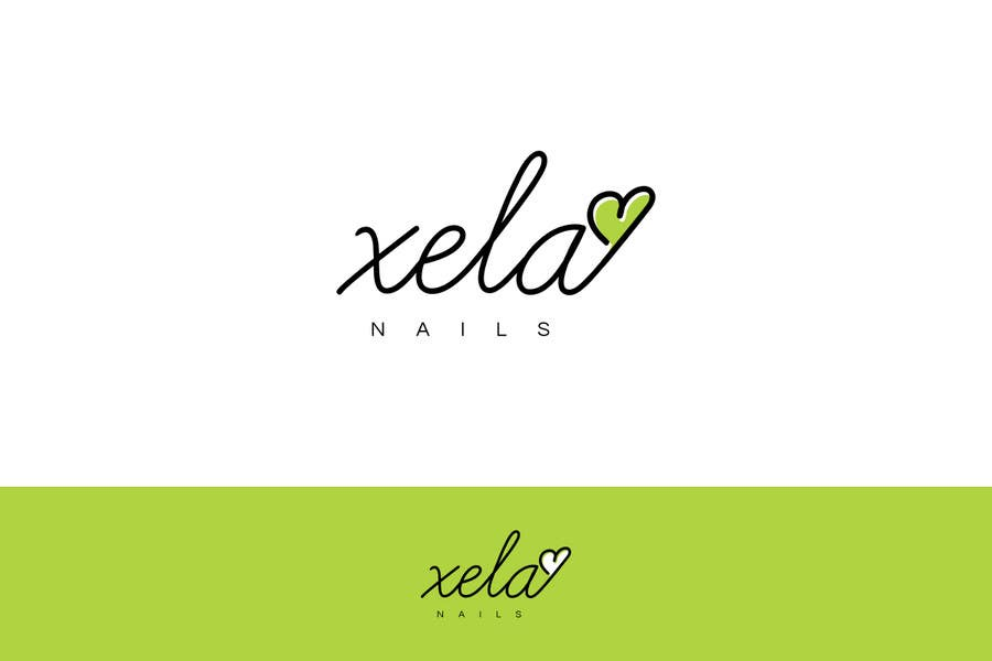 Contest Entry #                                        19                                      for                                         Design a Logo for xela nails