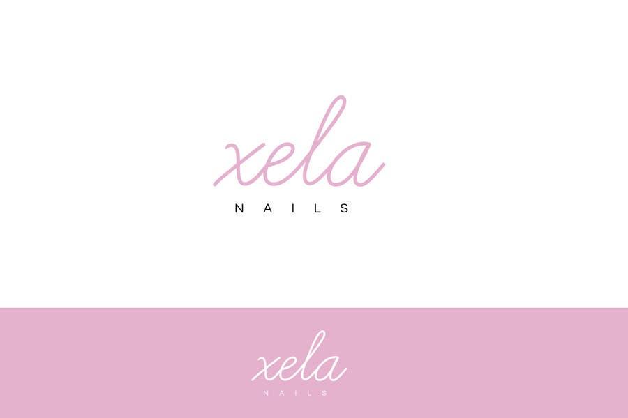 Contest Entry #                                        30                                      for                                         Design a Logo for xela nails