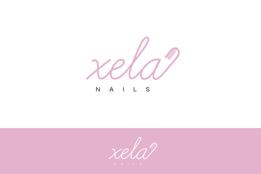 Contest Entry #                                        31                                      for                                         Design a Logo for xela nails