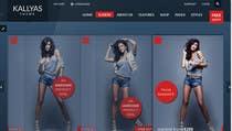 Website Design Konkurrenceindlæg #6 for Build an Online Store for Luxury Retail