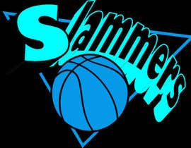#57 para Design a Logo for Slammers Basketball Team por twinlight