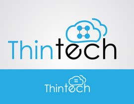 #88 for Thintech logo by Nabil91
