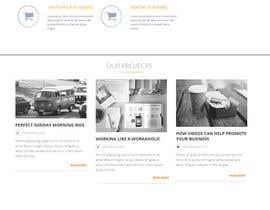 #6 untuk Design landing page to Suomen LVIS oleh lassoarts