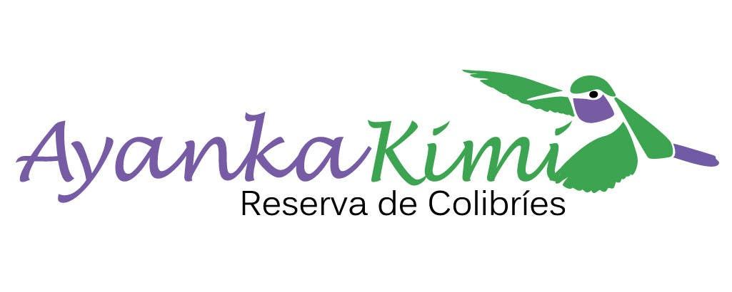 "Bài tham dự cuộc thi #33 cho Diseñar un logotipo para una reserva de Colibríes llamada ""Reserva de Colibríes Ayanka Kimi"""