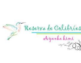 """Nro 24 kilpailuun Diseñar un logotipo para una reserva de Colibríes llamada """"Reserva de Colibríes Ayanka Kimi"""" käyttäjältä joalizacosta"""
