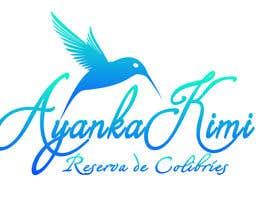 """nº 51 pour Diseñar un logotipo para una reserva de Colibríes llamada """"Reserva de Colibríes Ayanka Kimi"""" par freecreating"""