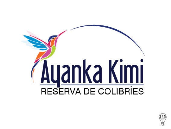 "Bài tham dự cuộc thi #17 cho Diseñar un logotipo para una reserva de Colibríes llamada ""Reserva de Colibríes Ayanka Kimi"""