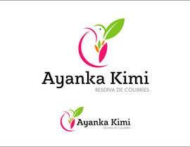 """Nro 29 kilpailuun Diseñar un logotipo para una reserva de Colibríes llamada """"Reserva de Colibríes Ayanka Kimi"""" käyttäjältä giancarlobou"""