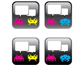 #8 for Design an iOS icon for a retro gaming app af AnaKostovic27