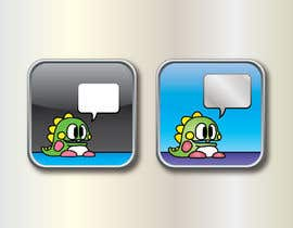 #24 para Design an iOS icon for a retro gaming app por AnaKostovic27