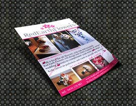 #5 for DL Colour Flyer Design for Wedding Florist by Fidelism