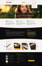 #11 untuk Design a Website Mockup oleh Nihadricci