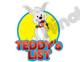 #22 cho Design a Logo for Teddy's List bởi minalsbusiness