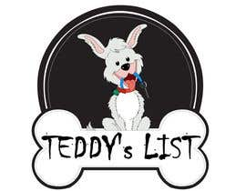 #23 para Design a Logo for Teddy's List por minalsbusiness