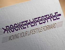 #189 for Design a Logo for Rocket Lifestyle af karthik3989