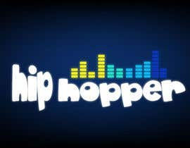 nº 21 pour Design a Logo for hiphopper par gillzart