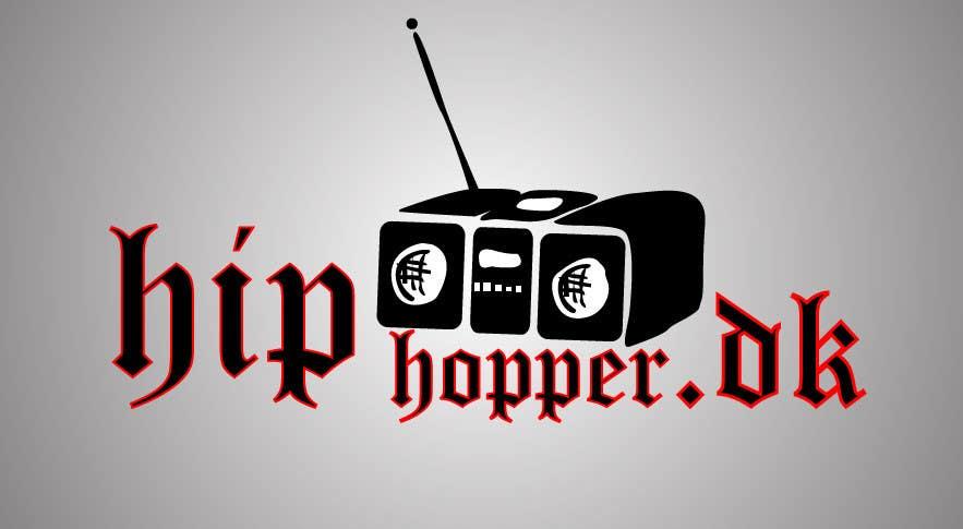 Bài tham dự cuộc thi #                                        101                                      cho                                         Design a Logo for hiphopper