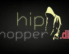 nº 114 pour Design a Logo for hiphopper par gillzart