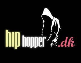nº 115 pour Design a Logo for hiphopper par gillzart