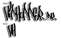 Design a Logo for hiphopper için Graphic Design59 No.lu Yarışma Girdisi